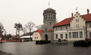 Marjamäki castle in Tallinn